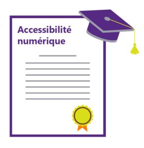 Accessibilité numérique.